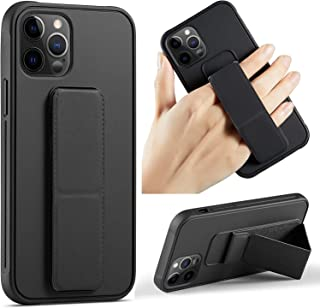 Case/Cover Compatible with iPhone 12   Pro Max  (6.1/6.7) inch Case, Slim Hard Silicone Gel Rubber Premium TPU Fold-able M...