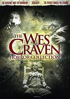 The Wes Craven Horror Collection  The Serpent and the Rainbow / Shocker / The People Under the Stairs