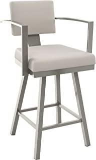 Best amisco akers swivel bar stool Reviews