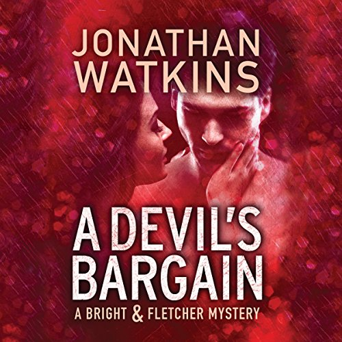 A Devil's Bargain audiobook cover art