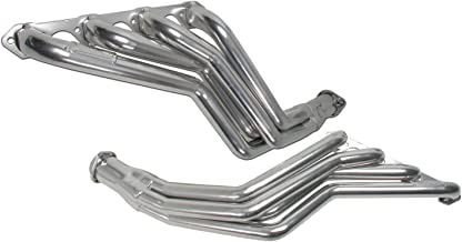 "BBK 15940 1-3/4"" Long Tube Full Length High Flow Performance Exhaust Headers for Ford Mustang 5.0L - Polished Silver Ceramic Finish"