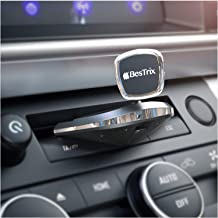 Bestrix Universal CD Slot Magnetic Phone Holder for Car Compatible with All Smartphone up to 6.5""