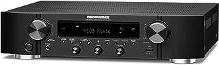 Marantz NR1200 Stereo Receiver, HiFi Amplifer for Home Cinema, 5 HDMI Inputs & 1 Output, Bluetooth, WiFi, AirPlay 2, Googl...