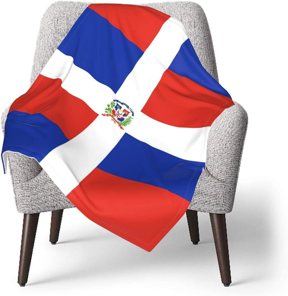 YUERF Dominican Republic Soft Warm Blanket Throw for Branded goods Boys Cash special price Baby