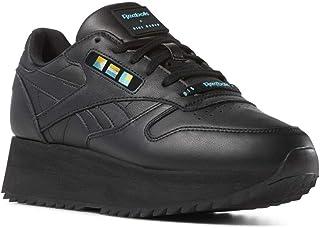 Reebok Cl Leather Double, Women's Sneakers