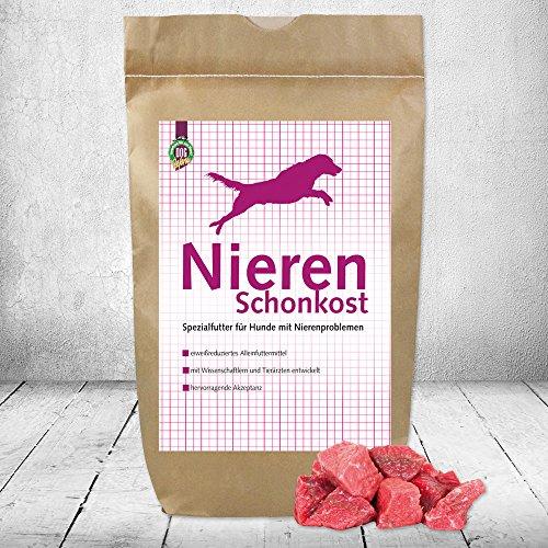 Schecker DOGREFORM Nierenschonkost Trockenfutter 6 kg