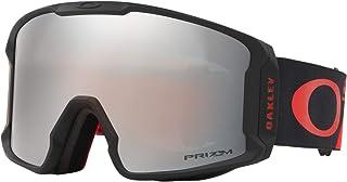OAKLEY LINE miner 亚洲款滑雪护目镜 classics 1红色黑色大号