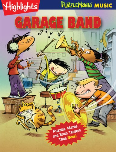 Garage Band: Puzzlemania® Music