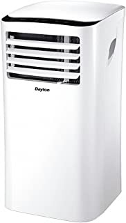Dayton 8000 Btu Portable Air Conditioner, 115V, 39EY94