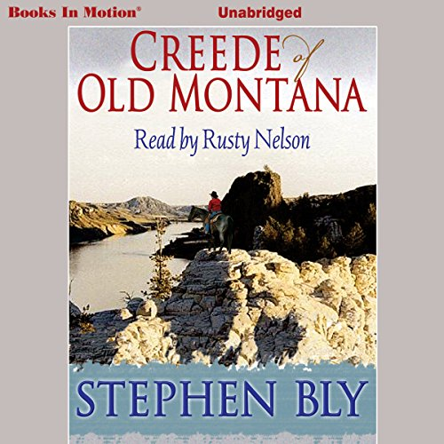 Creede of Old Montana audiobook cover art