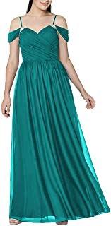 Long Prom Dresses Beaded Chiffon Evening Formal Gowns Maxi Wedding Bridesmaid Party Dress
