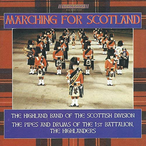 The Highland Band of the Scottish Division