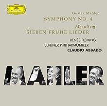 Mahler Symphony No.4 Berg Sieben Fruhe Lieder