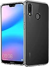 UNBREAKcable Huawei P20 Lite Hülle - Handyhülle Huawei P20 Lite Transparent Ultra-Slim Staubdicht, Weiche TPU-Silikon Schutzhülle für Huawei P20 Lite mit Vergilbungs-Schutz – Kristallklar