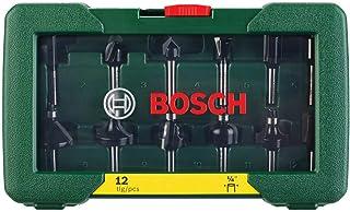 Bosch 12 Piece Router Set