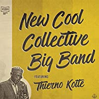 NEW COOL COLLECTIVE BIG BAND FEAT. THIERNO KOITE [LP] (180 GRAM BLACK AUDIOPHILE VINYL) [Analog]