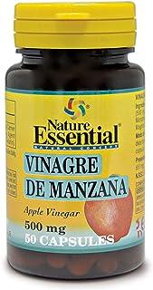 Vinagre de manzana 500 mg. 50 capsulas
