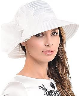 WOMEN'S Cloche Oaks Church Dress Bowler Derby Wedding Hat Party S015