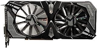 ZHI BEI JJRZD - Tarjeta gráfica origianl MAXSUN Nvidia GeForce GTX 1660Ti Terminator 6G vídeo for Juegos DirectX 12 GDDR6 192bit 12nm DP/HDMI/DVI Carta gráfica