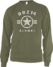 Amdesco Men's DD214 Alumni, Veteran Long Sleeve Shirt
