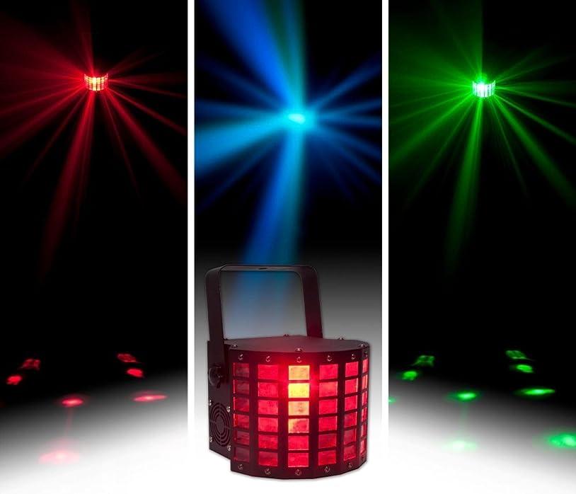 始まり知り合いになるデコラティブAMERICAN DJ (アメリカンディージェイ) 2-in-1 LEDエフェクト MINI DEKKER LZR 【国内正規品】