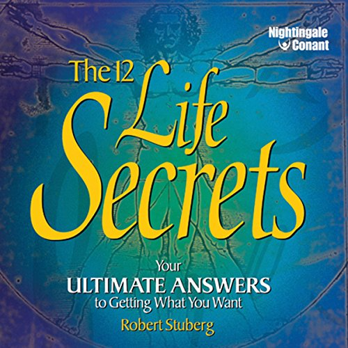The 12 Life Secrets audiobook cover art