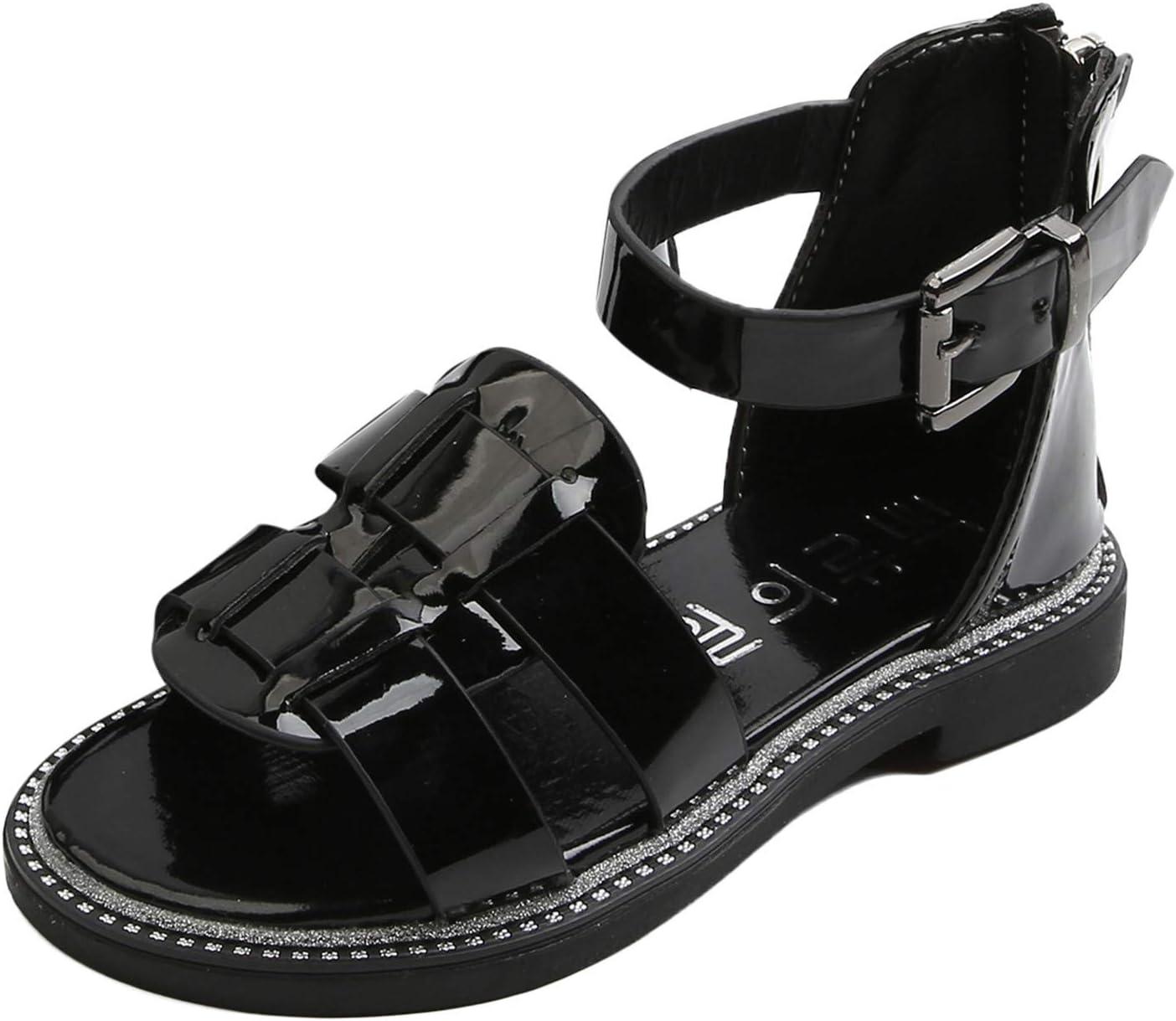 Yeslove Women's Sacramento Mall Summer Slip-On Challenge the lowest price Flat Beach Roman Slippers Ladies