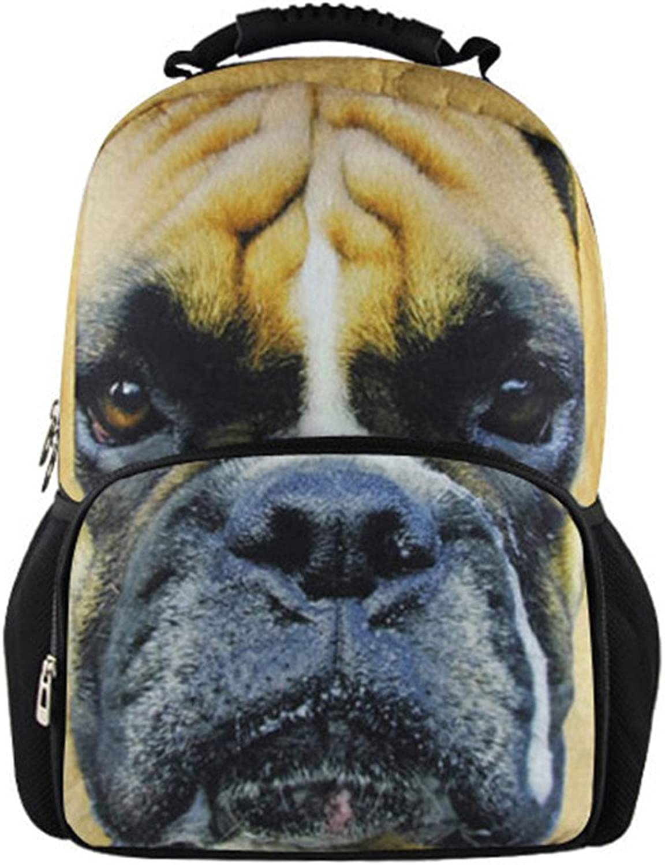 HUGS IDEA Kinderrucksack dog4 44X31X18CM B01IDHDA9O   Guter Markt