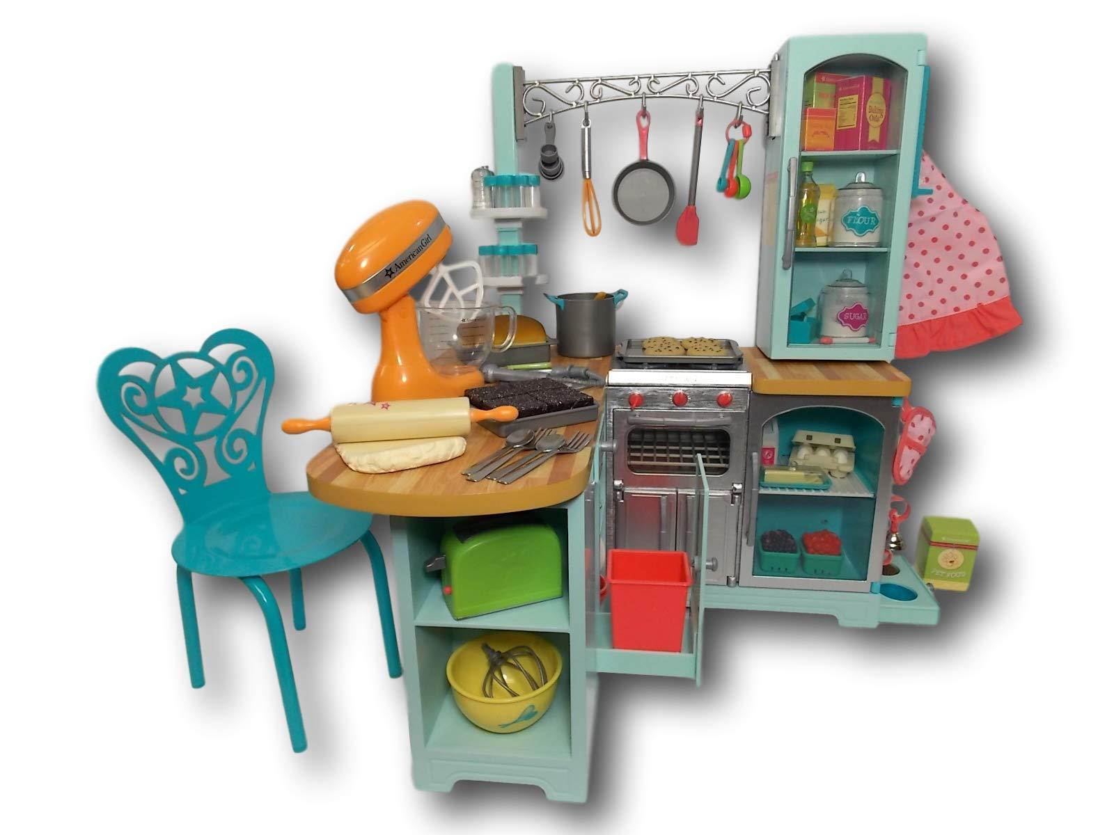 American Girl Gourmet Kitchen Set