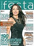 Figurino Festa Moda & Estilo 16 (Portuguese Edition)
