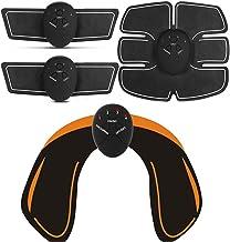 Abdominal Oefening Roller Wheel Buikspierstimulatie massager buikspieren Trainer Heup toner thuis fitnessapparatuur AB mac...