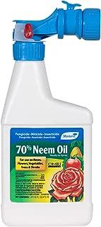 Monterey LG 6145 70% Neem Oil Ready-to-Spray 16oz, 16, Brown/A
