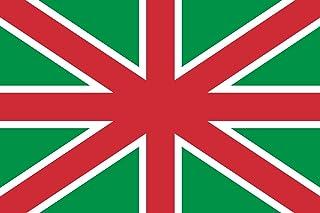 magFlags Large Flag Circolo Nautico Posillipo   Landscape Flag   1.35m²   14.5sqft   90x150cm   3x5ft - 100% Made in Germa...