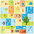 Creative Baby 9 Piece Interactive Playmat i-Mat