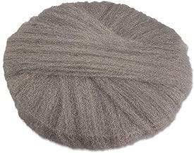 GMT 120170 Radial Steel Wool Floor Pads, Grade #0 (Fine): Cleaning & Polishing, 17