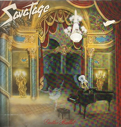 Gutter ballet (1989) [Vinyl LP]
