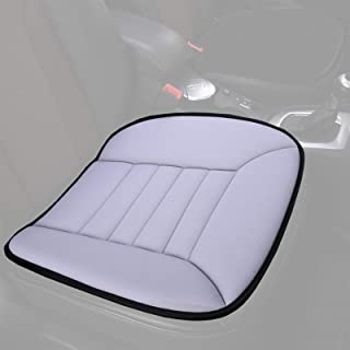 ToLanbbt Car Seat Cushion Pad - Memory Foam Car Seat Cushions with Non-Slip Bottom Fits for Car Driver Seat/Office Chair/W...