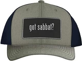 sabbat back patch