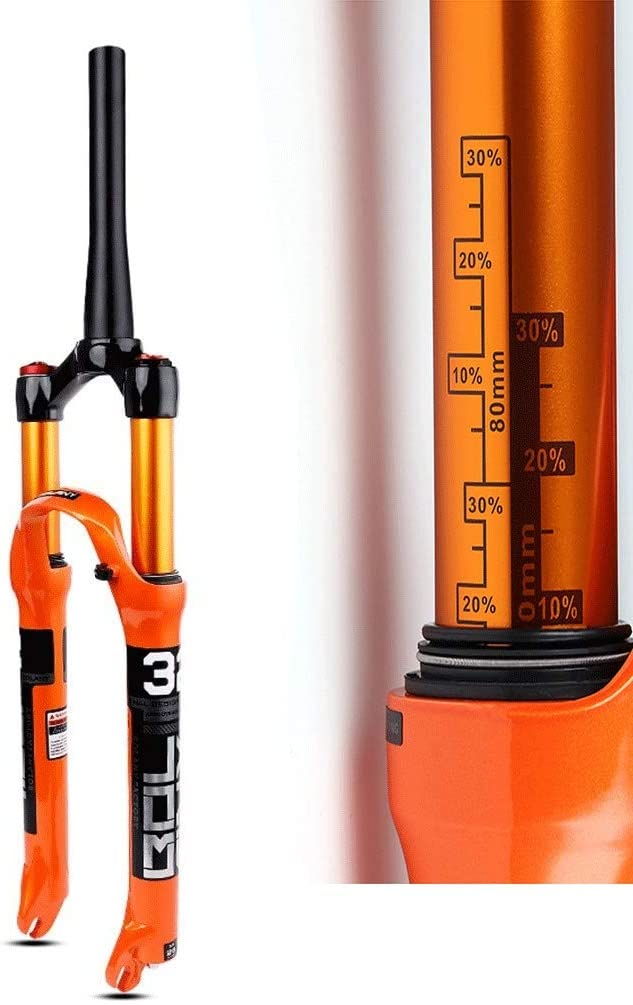 MZP MTB Bike Air Suspension Fork 26 OFFicial site Straight in 28.6mm C 27.5 Jacksonville Mall 29