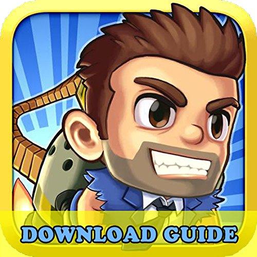 Jetpack Joyride Game audiobook cover art