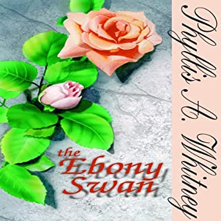 The Ebony Swan                   By:                                                                                                                                 Phyllis A. Whitney                               Narrated by:                                                                                                                                 Anna Fields                      Length: 8 hrs and 58 mins     35 ratings     Overall 4.2