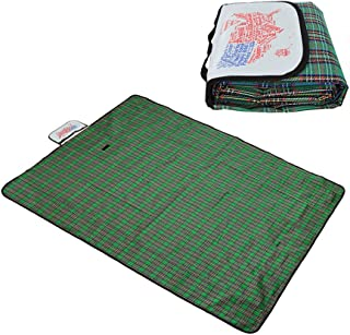 Forbidden Road Sand Free Beach Blanket Large Soft Waterproof Picnic Blanket Portable Foldable Sandproof Beach Mat for Outdoor Beach Hiking Backpacking Traveling