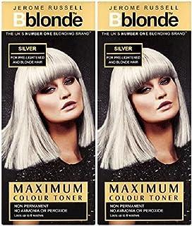 Jerome Russell Farba do włosów – BBlonde, maksymalny blond.
