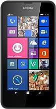Nokia Lumia 635 8GB Unlocked GSM 4G LTE Windows 8.1 Quad-Core Phone - Black (Certified Refurbished)