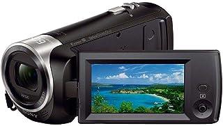 كاميرا فيديو عملية من سوني HDR-CX405 مع اكسمور ار CMOS - لون اسود