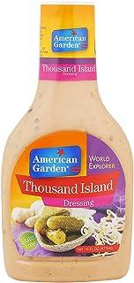 American Garden Thousand Island Dressing - 473 ml