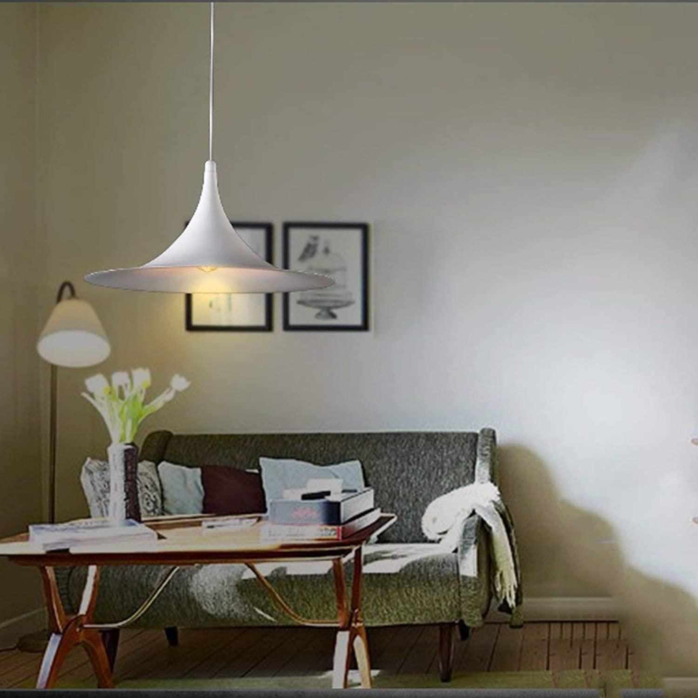 MJY Mange moderne simple blanc brillant peinture lampes bar bar art nordique du projet des centres commerciaux de lustres décoratifs décoration de la maison