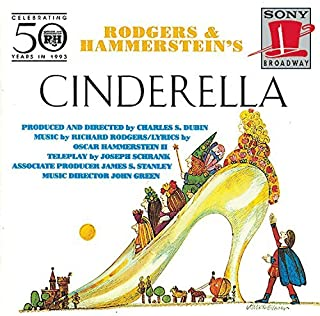 Cinderella (1965 Television Cast) by Rodgers, Richard Cast Recording edition (1993) Audio CD