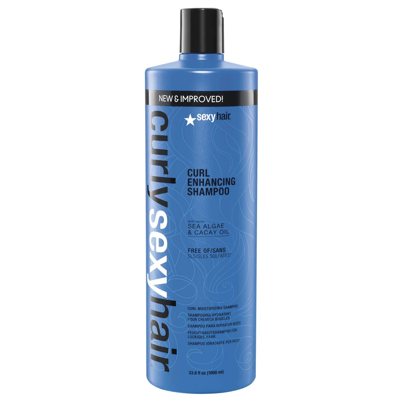 SexyHair 35% OFF Curly Curl Enhancing shopping Oz Shampoo 33.8