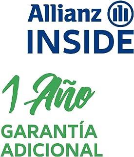 Allianz Inside, 1 año de Garantía Adicional para Equipos electrónicos de Limpieza con un Valor de 350,00 € a 399,99 €